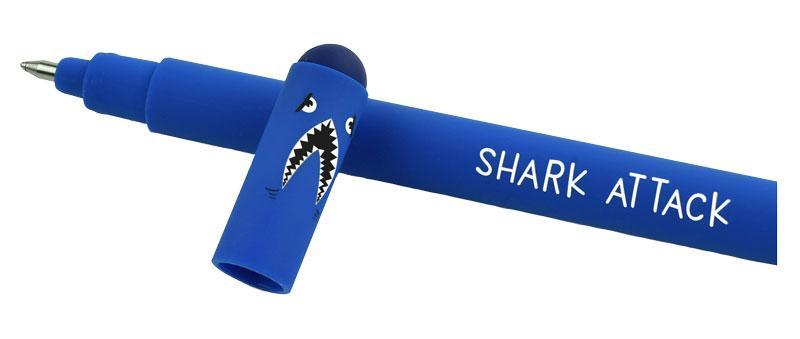 Hemijska olovka ERASABLE SHARK BLUE
