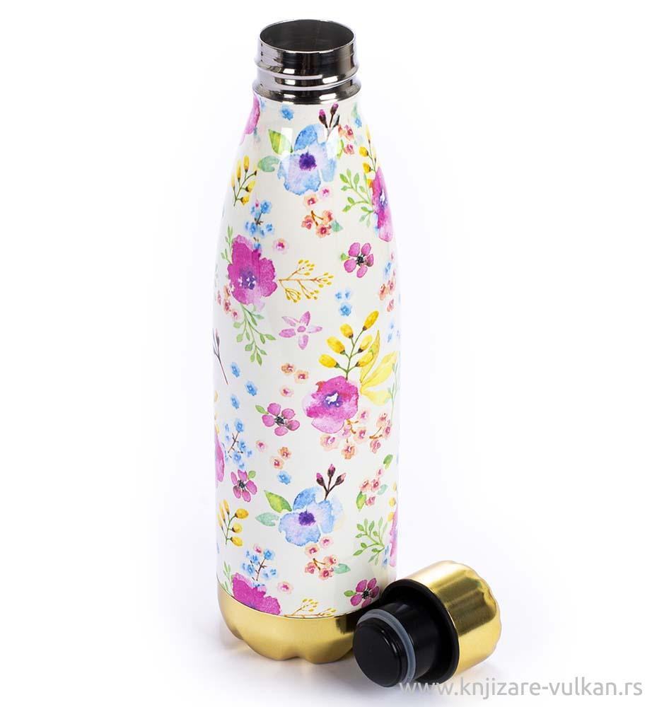 Flaša za vodu FLOWERS