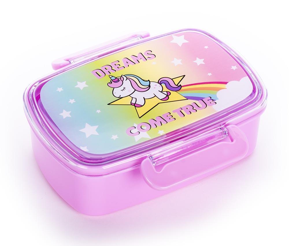 Kutija za užinu UNICORN DREAMS