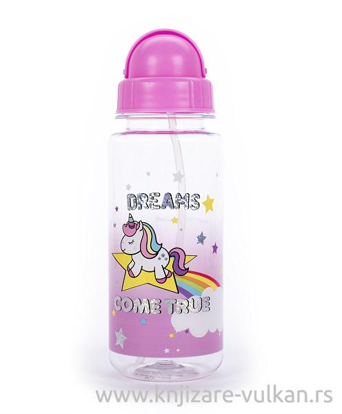 TRICOASTAL DESIGN GROUP Flašica za vodu DREAMS COME TRUE