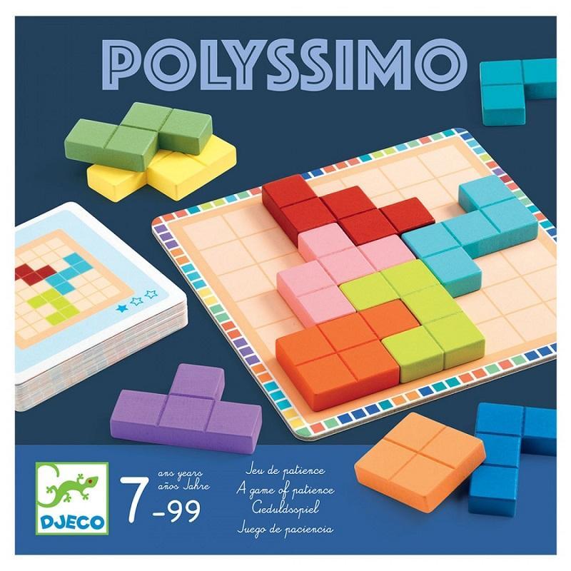 DJECO puzzle POLYSSIMO