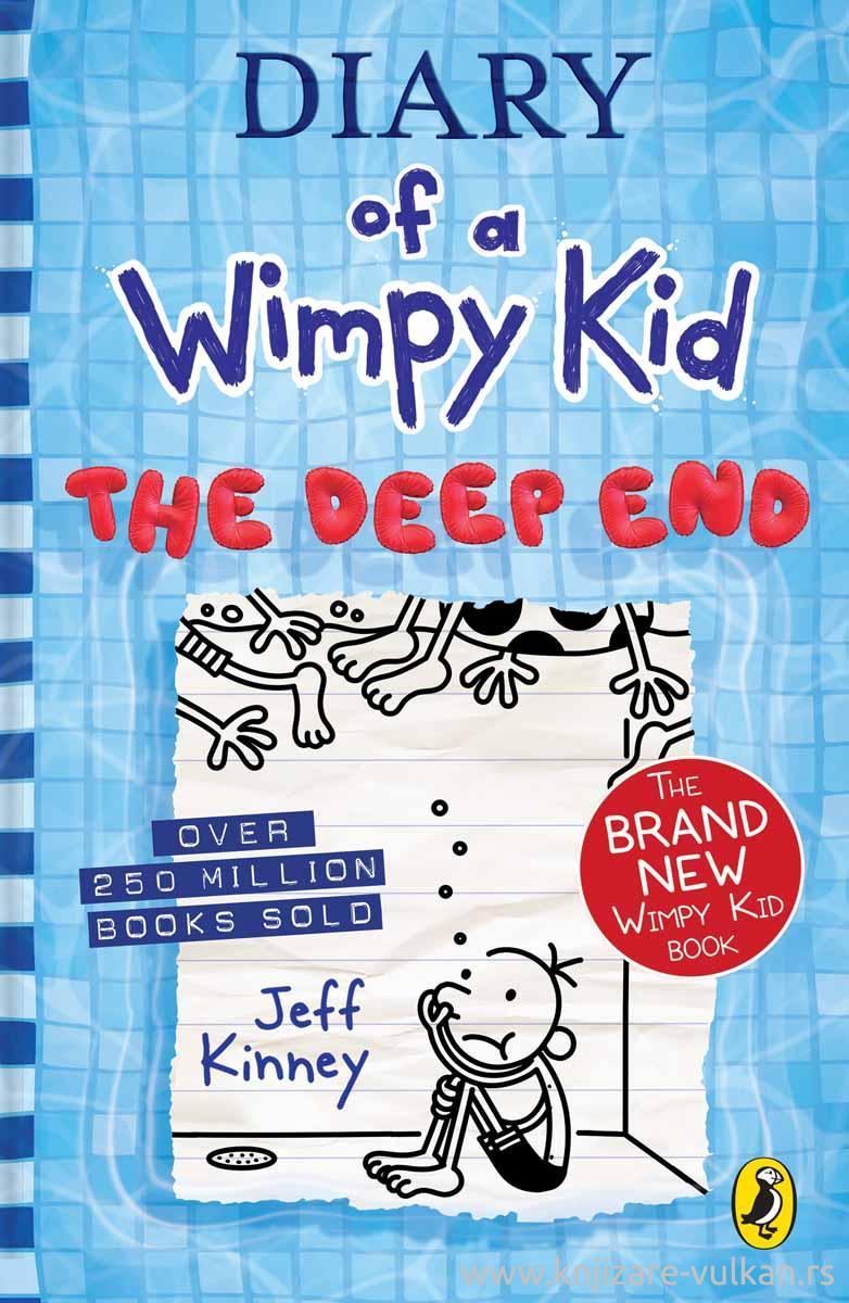 DIARY OF A WIMPY KID 15 THE DEEP END