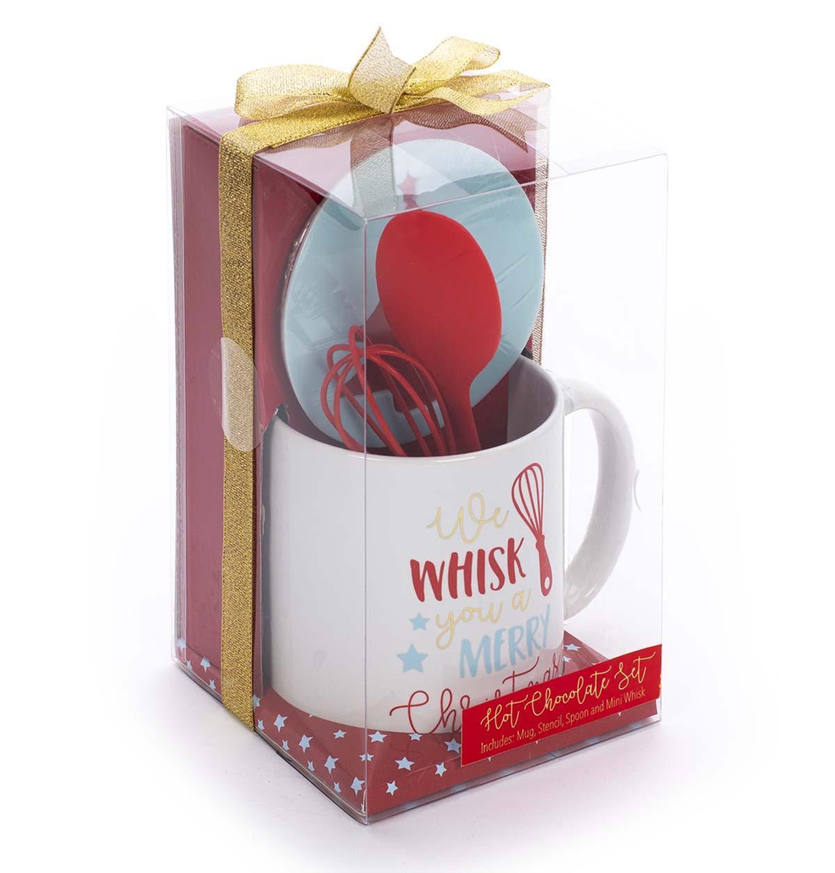 Set za toplu čokoladu
