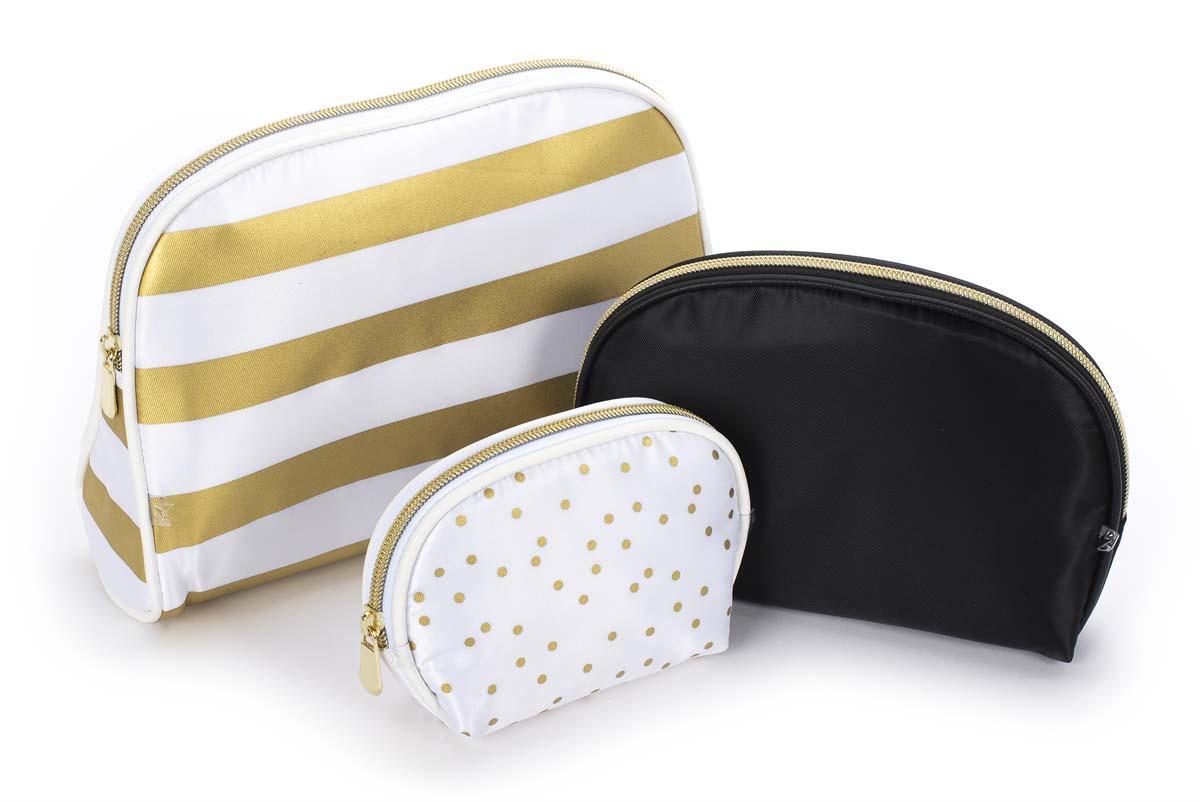 Set tri kozmetičke torbice