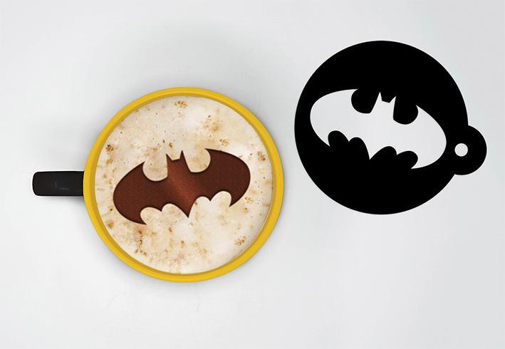Šolja za kapućino BATMAN