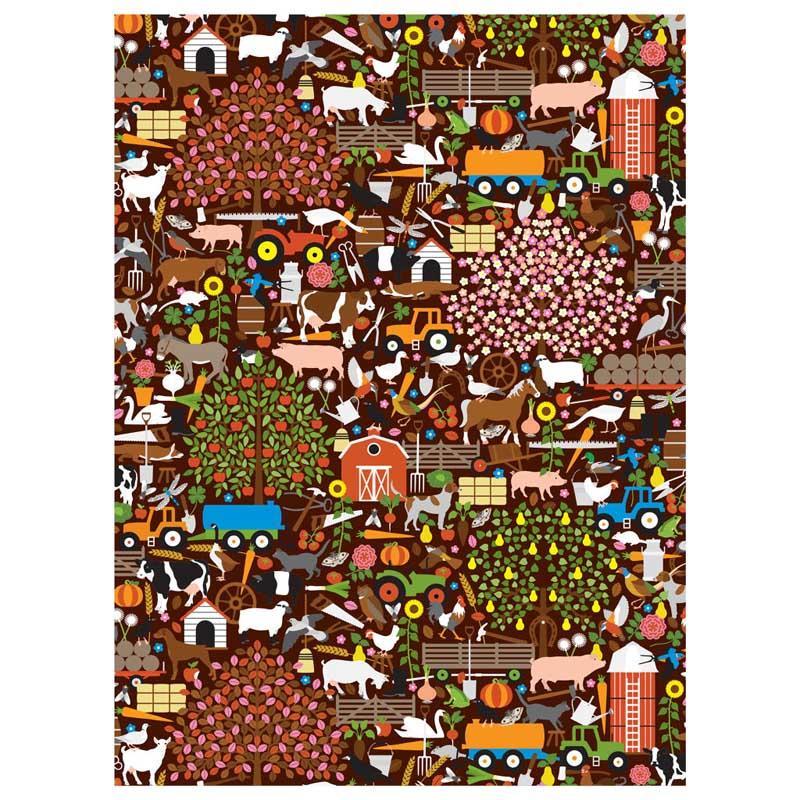 Puzzle FARM 1000