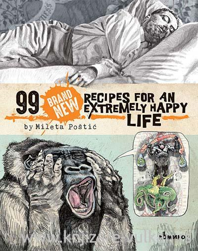 99 BRAND  NEW RECIPES FOR AN EXTREMLY HAPPY LIFE