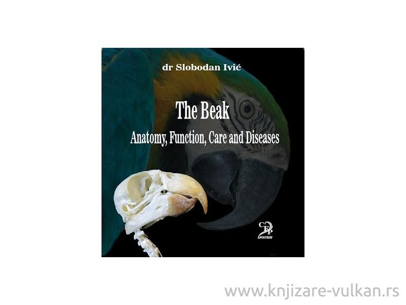 THE BEAK : ANATOMY, FUNCTION, CARE AND DISEASES