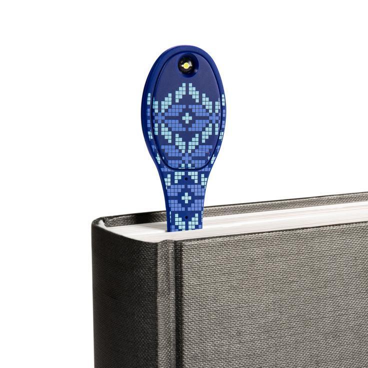 Lampica za knjige ICELANDIC BLUE