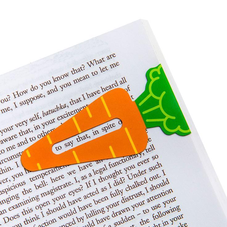 Bookmarker magnetni FOOD