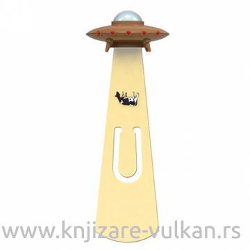 Bookmarker UFO GOLD