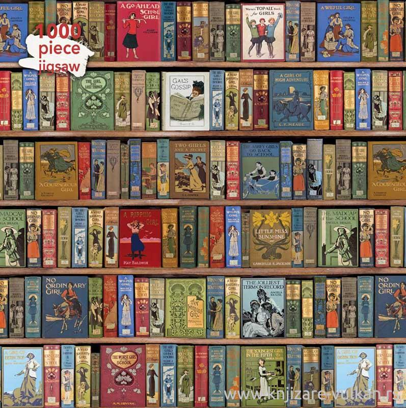 Puzzle BODLEIAN LIBRARY -1000 kom