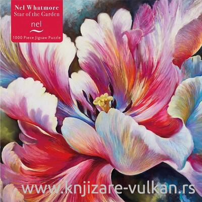 Puzzle  NEL WHATMORE STAR OF THE GARDEN - 1000 kom