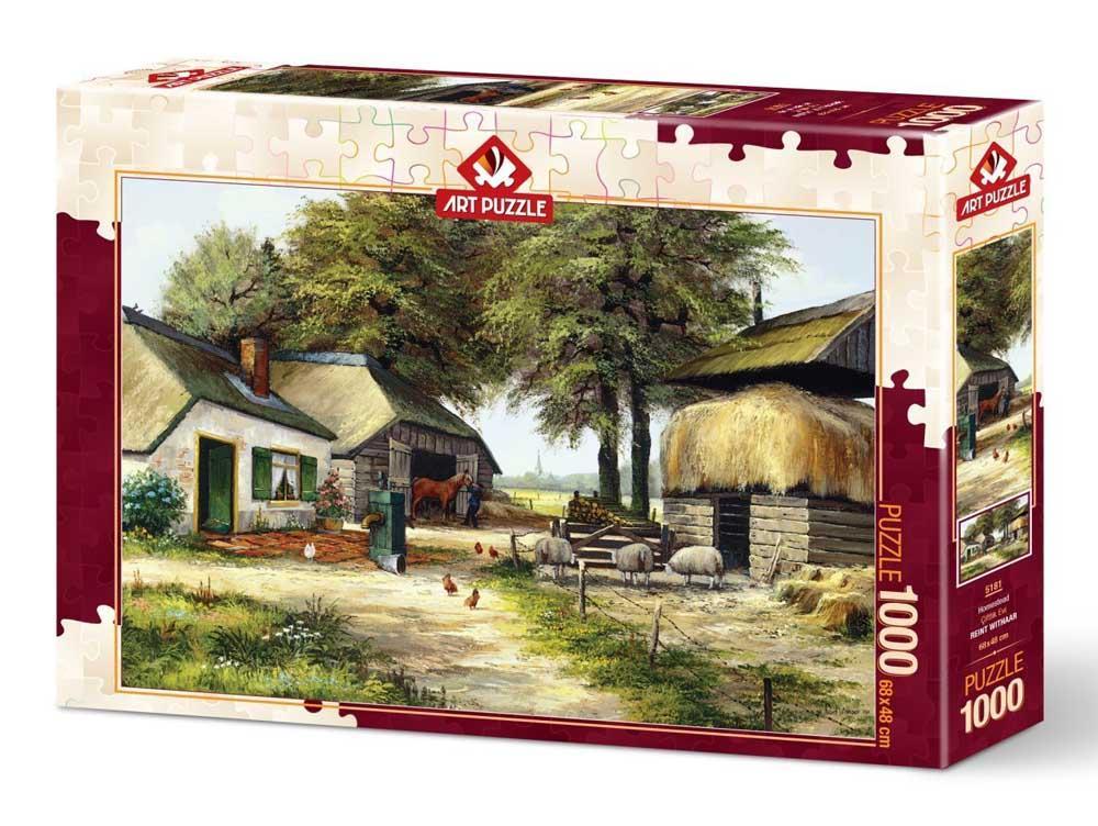 Puzzle HOMESTEAD 1000 kom
