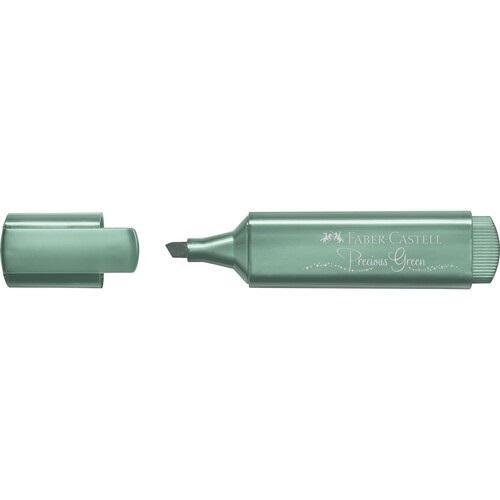 Tekst marker FC METALIC GREEN 154639