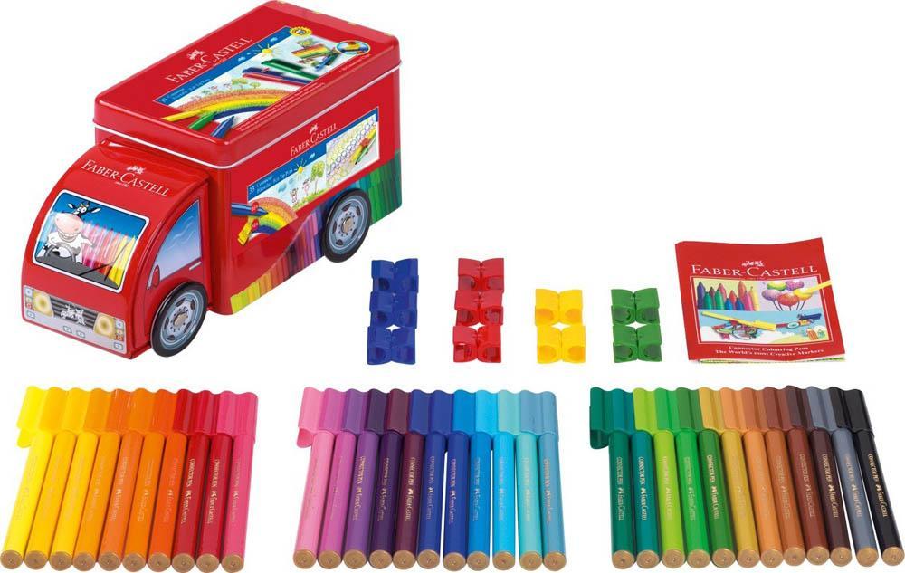 Set flomastera u kutiji TRUCK 155533