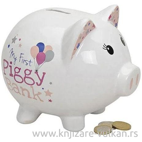 Kasica MY FIRST PIGGY BANK