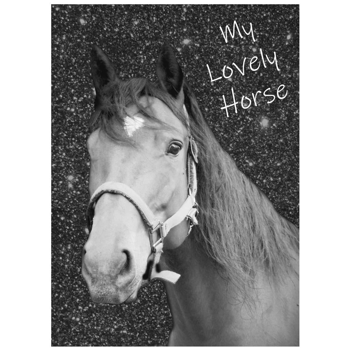 Dnevnik A6 LOVELY HORSE
