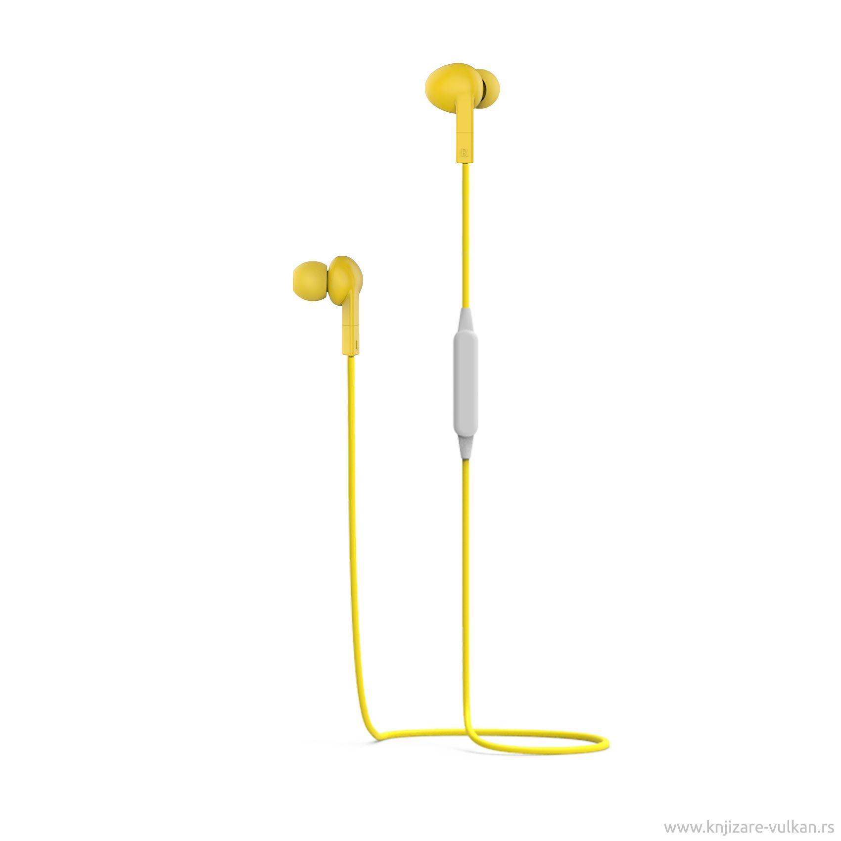 PANTONE slušalice ŽUTE