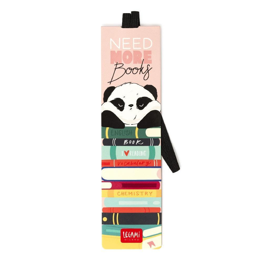 Bookmarker- PANDA BOOKS