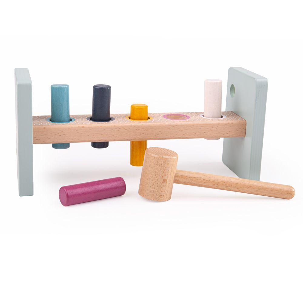 Drvena igračka KLUPICA