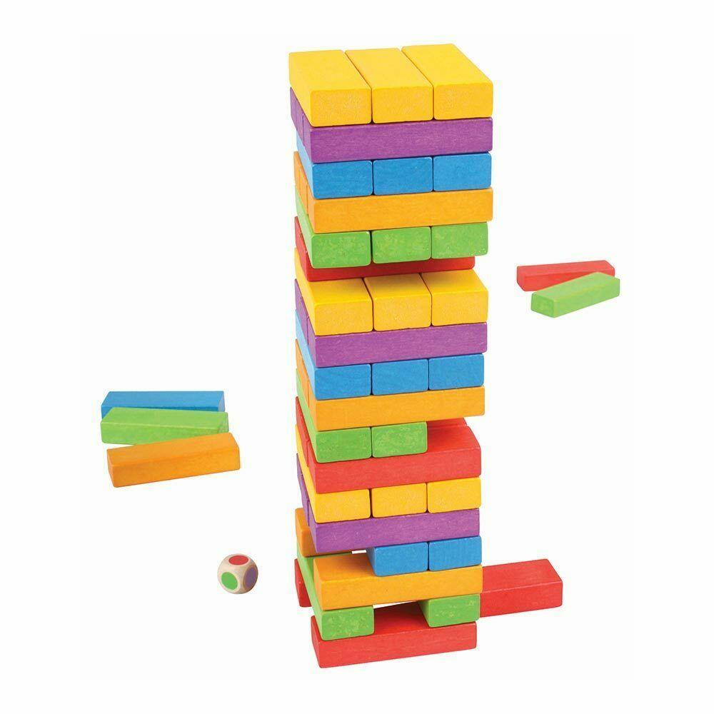 Drvena igračka TORANJ