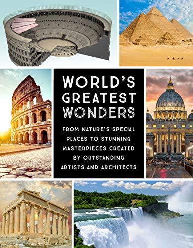 WORLDS GREATEST WONDERS