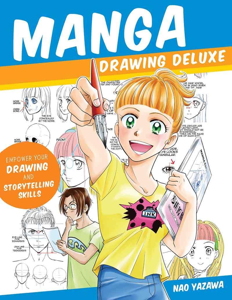MANGA DRAWING DELUXE
