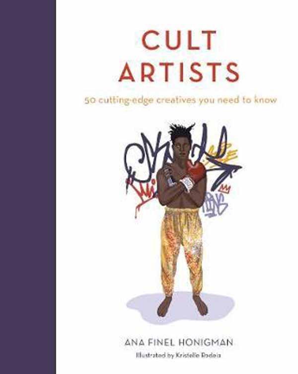 CULT FIGURES ARTISTS