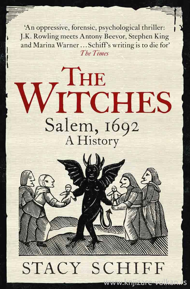 WITCHES SALEM 1692