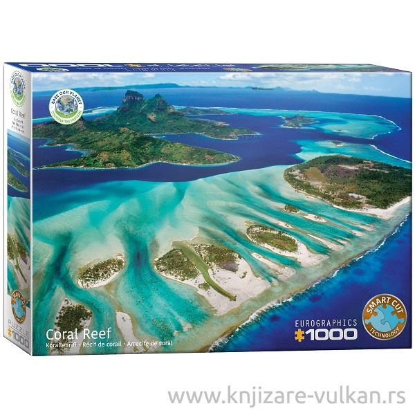 Puzzle SAVE THE PLANET : OCEAN 1000kom