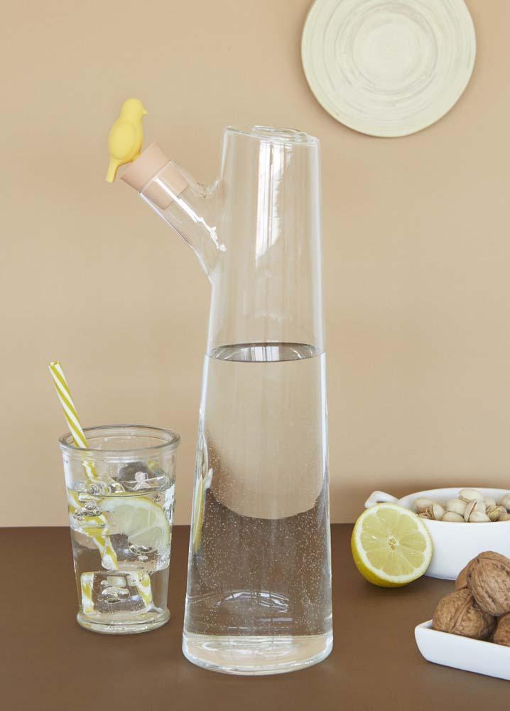 Flaša za vodu 1l PTIČICA