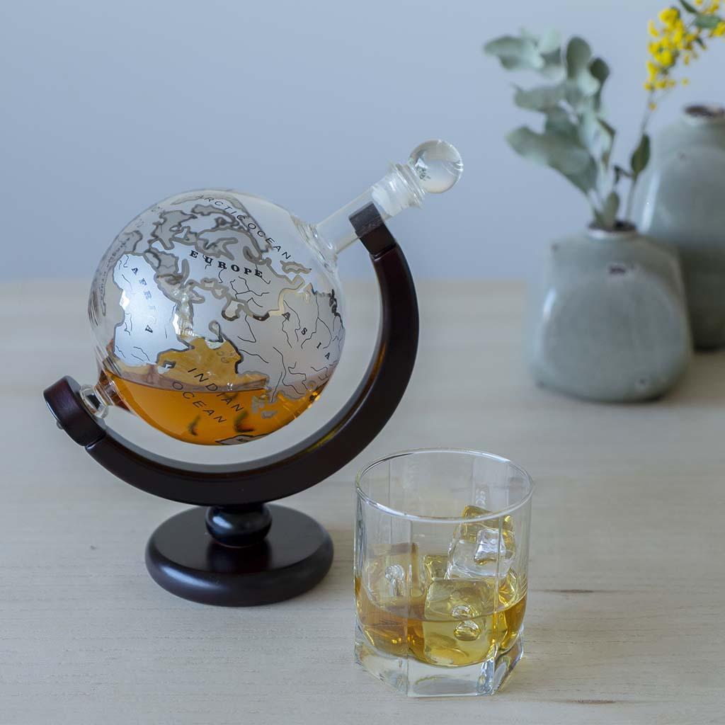 Flaša za alkoholna pića GLOBUS