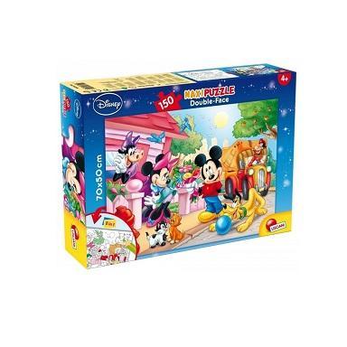 Puzzle MIKI MAUS 2u1 150kom