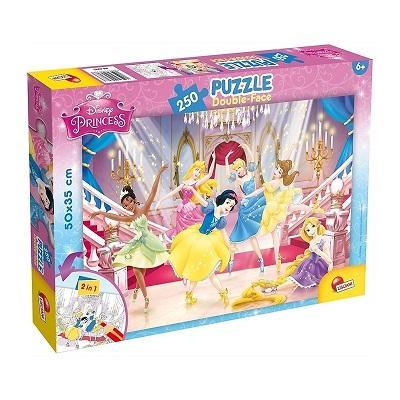Puzzle PRINCEZE 2U1 250kom