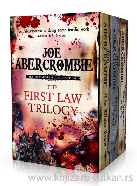 THE FIRST LAW THRILOGY BOX SET
