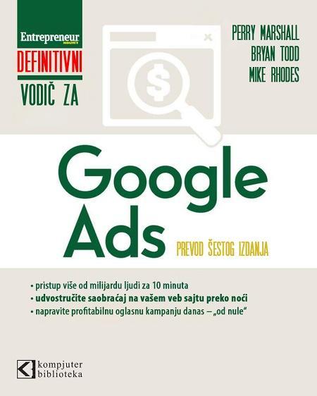 GOOGLE ADS definitivni vodič