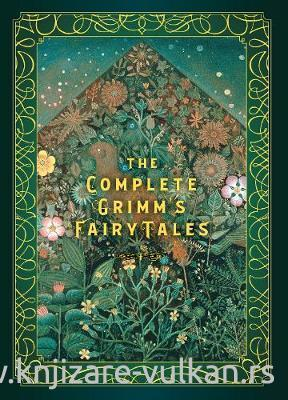 THE COMPLETE GRIMMS FAIRY TALES