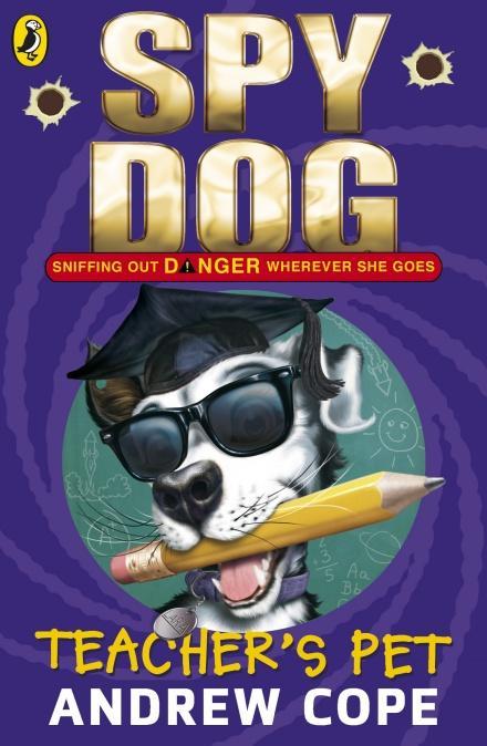 SPY DOG TEACHERS PET