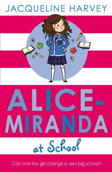 ALICE MIRANDA AT SCHOOL