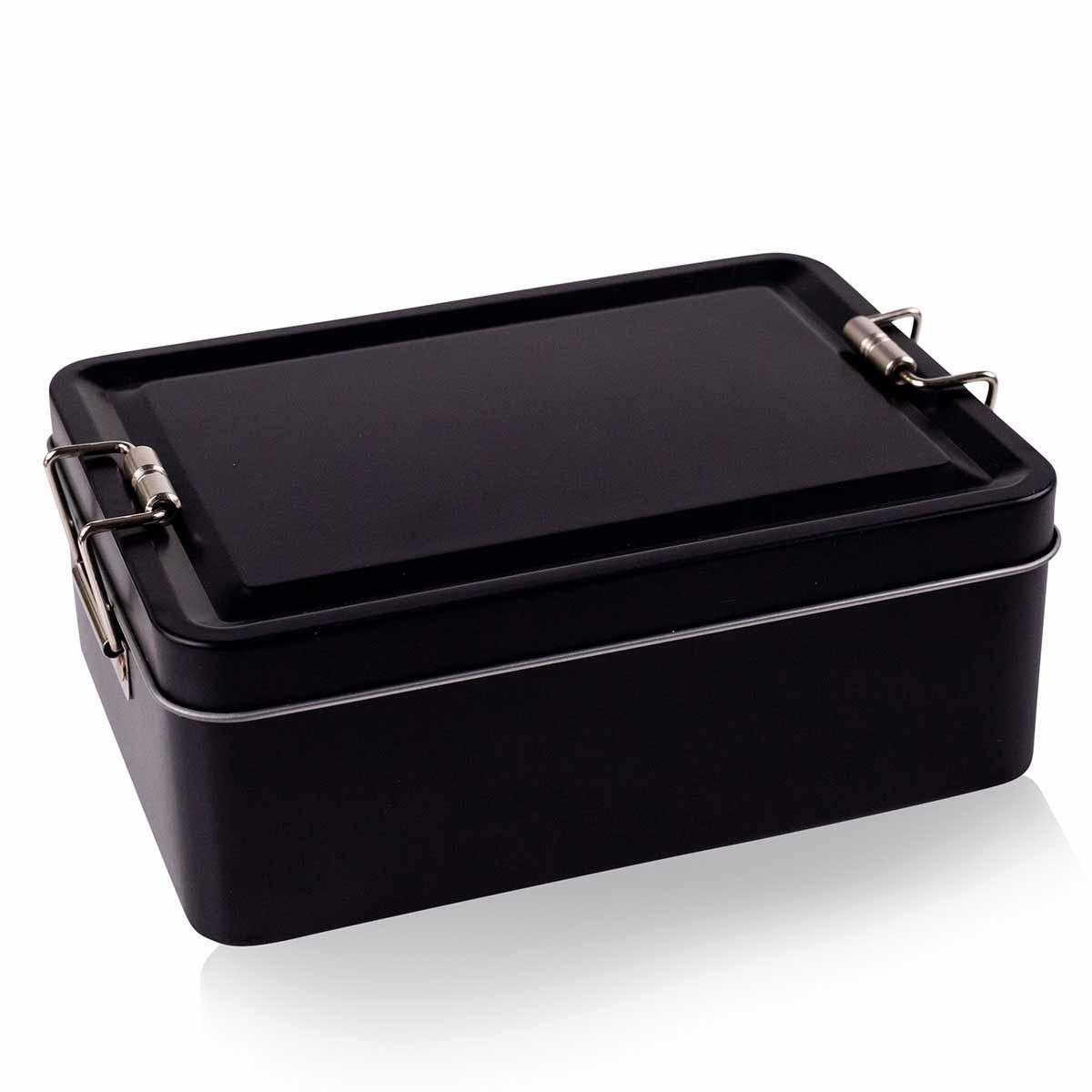 Poklon set za muškarce ADVENTURE COLLECTIO u čeličnoj kutiji