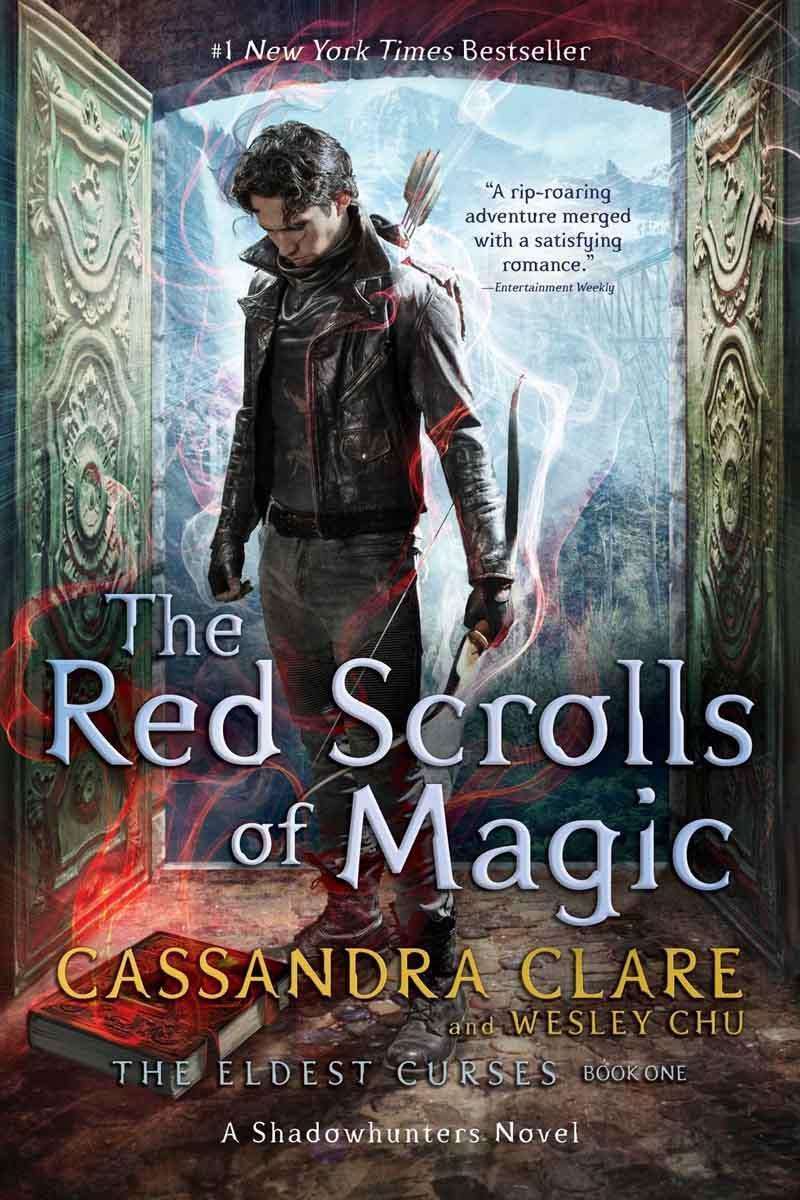 RED SCROLLS OF MAGIC The Eldest Curses book 1