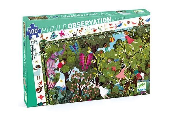 Puzzle i igra posmatranja