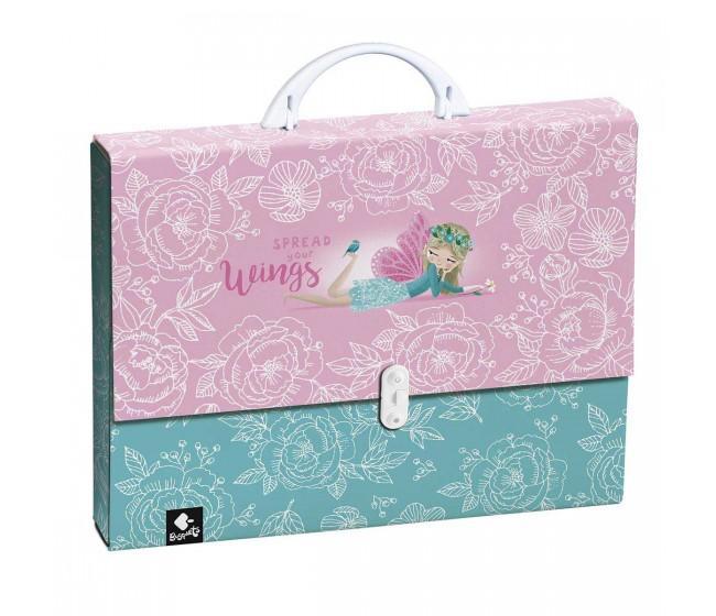 Kartonski koferčić WINGS