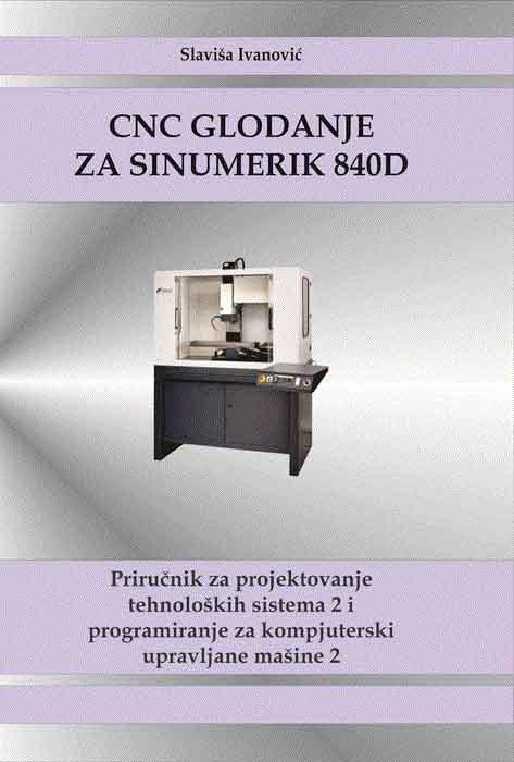 CNC GLODANJE ZA SINUMERIK 840D