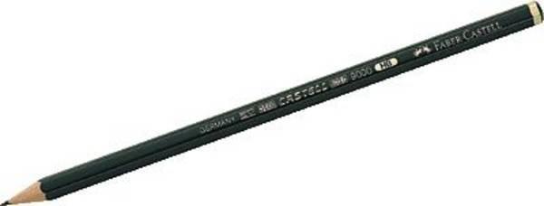 FC grafitna olovka 9000 /6H 119016