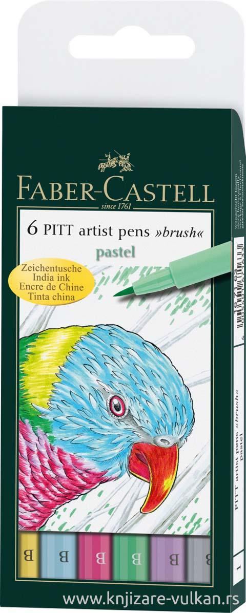 FC PITT art pen B 1/6 PASTEL