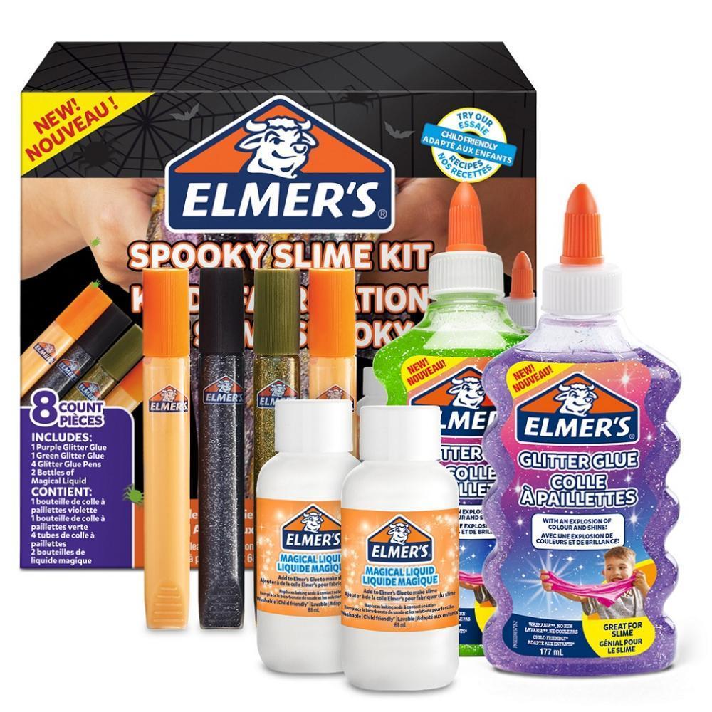 ELMER lepak SPOOKY set