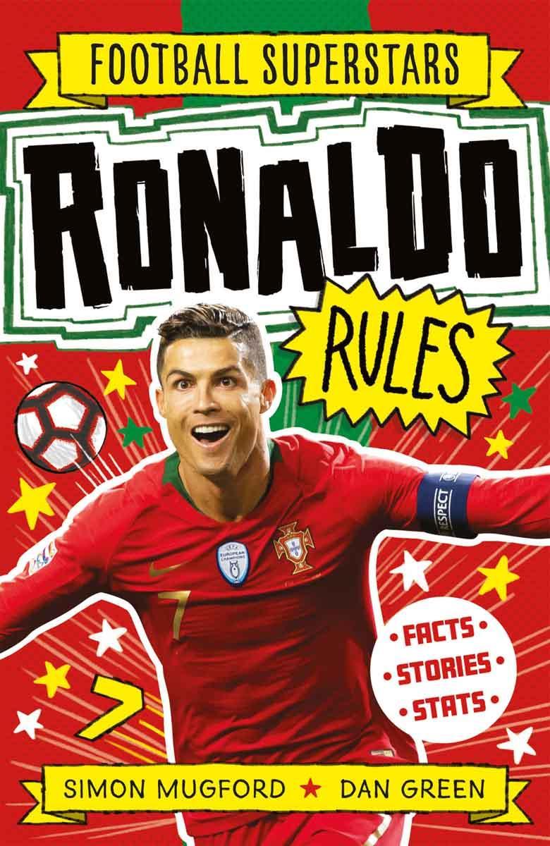 FOOTBALL SUPERSTARS RONALDO RULES