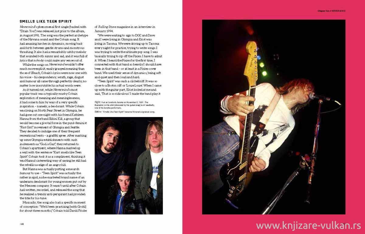 NIRVANA THE STORIES BEHIND EVERY SONG